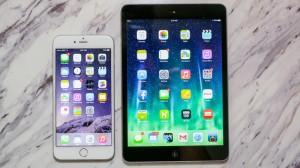 iphone 6 plus ipad mini 3