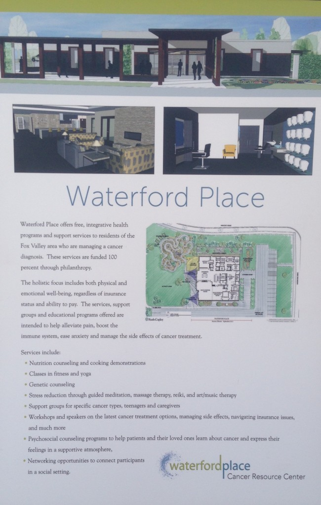 waterford poster board